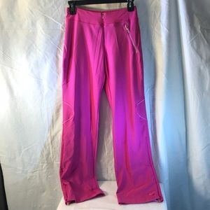 Nike low rise fitness training athletic pants SzXS
